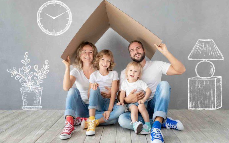 Familie sucht Einfamilienhaus